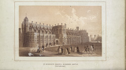 Saint George's Chapel, Windsor Castle, Exterior